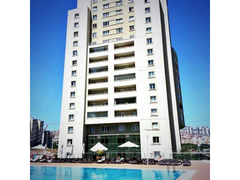 Excellent 1 Bedroom Apartment, Astrum Regnum Towers, Esenyurt, Istanbul, Turkey