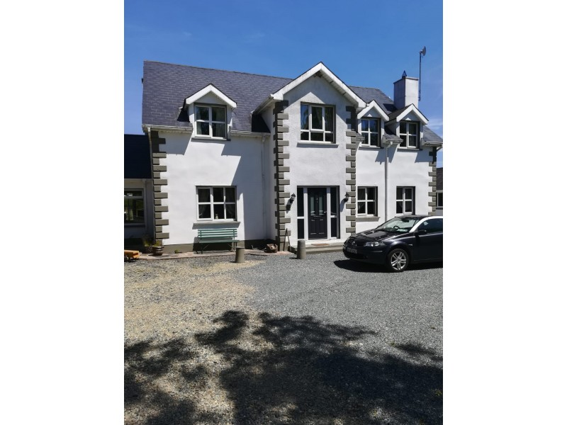 Stunning 5 bedroom detached home for sale in Redbog lane Davidstown Barntown Wexford