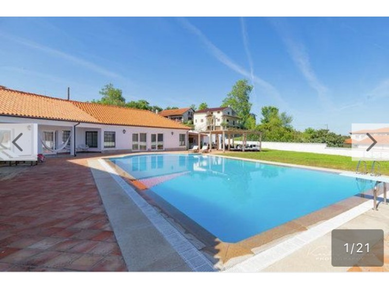Beautiful Detached House For Sale in Portugal