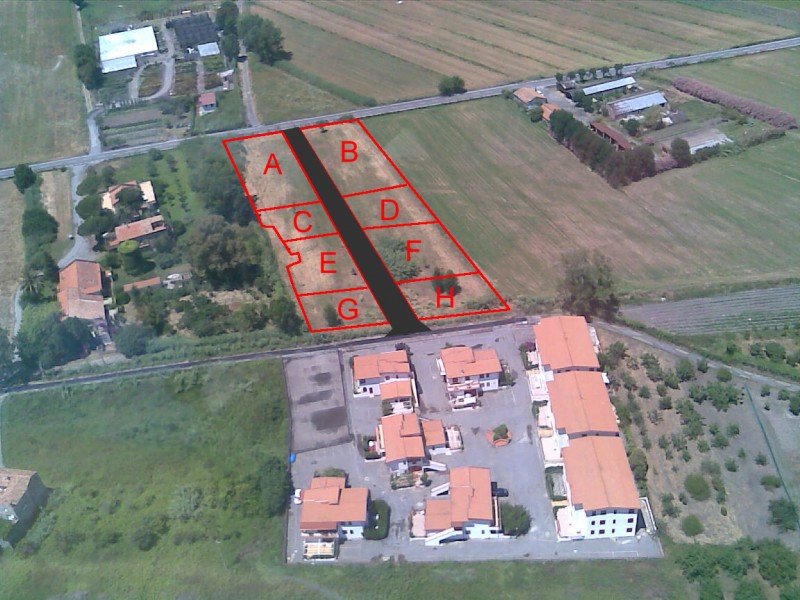 Superb Plot of land situated in Scalea Italy