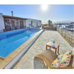 Stunning 3 Bedroom Beachfront Villa For Sale in Crete Greece