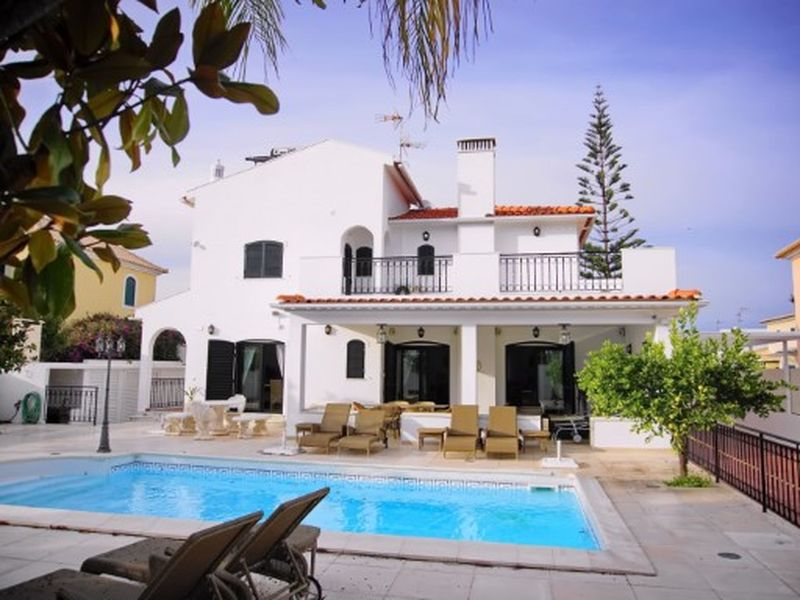 Luxury 3 Bedroom With Pool At 250M From The Beach Of Altura Castro Marim