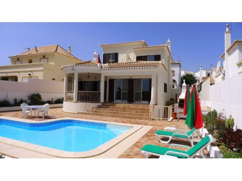 A 4 Bedroom Villa With Pool With Beautiful Views, Literally On Edge Of Town Overlooking Nature Reser