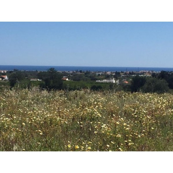 Top Of The Hill Seaviews, Big Building Plot Tavira