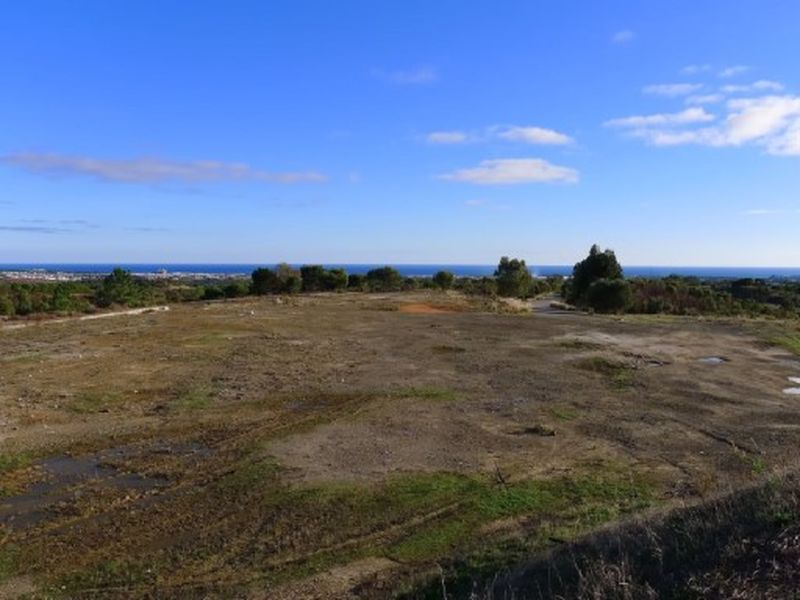 Superb Plot On Monte Rei With 270 Degree Seaview Vila Real De Santo Antonio