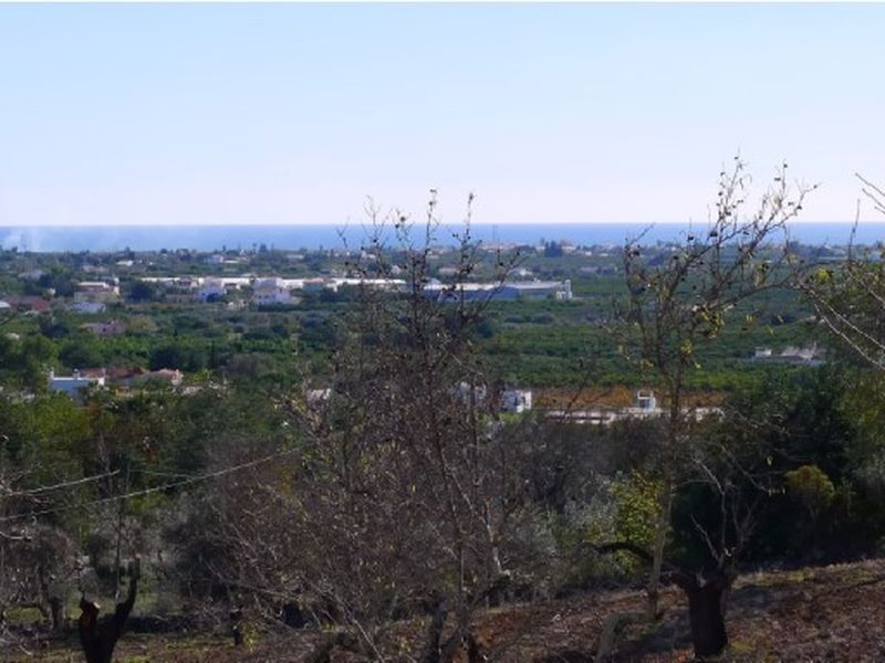Superb Plot With Villa And Pool With Magnificent Seaviews Tavira