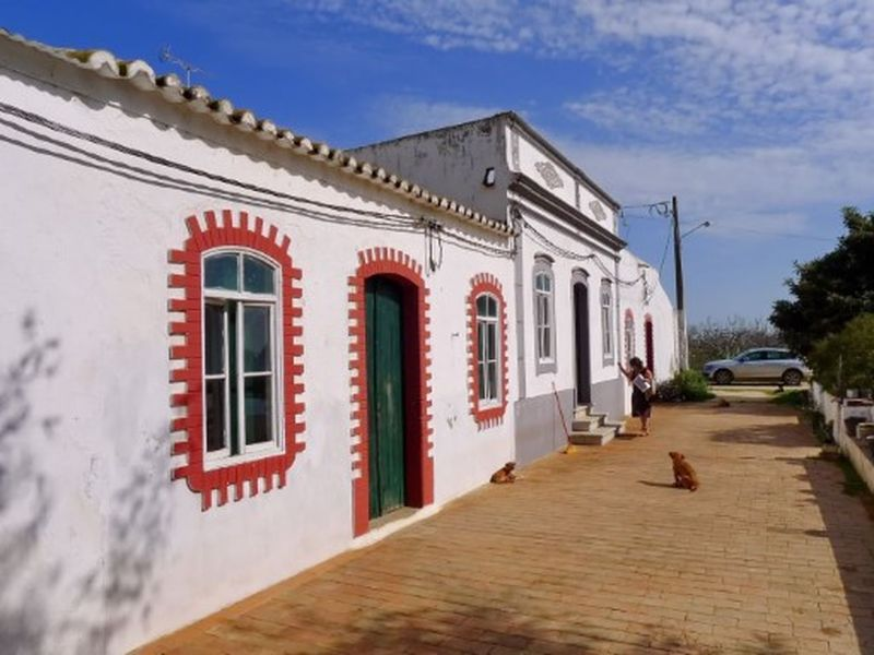 Country Estate Of 9Ha With Over 1000M2 To Restore! Not A Ruin Tavira