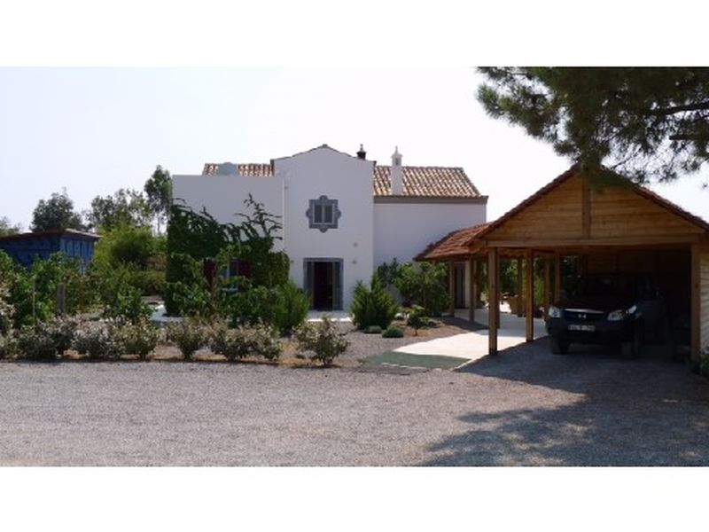 Lovely Country Estate With 3 Bed Villa And Licensed Professional Horse Facilities Tavira