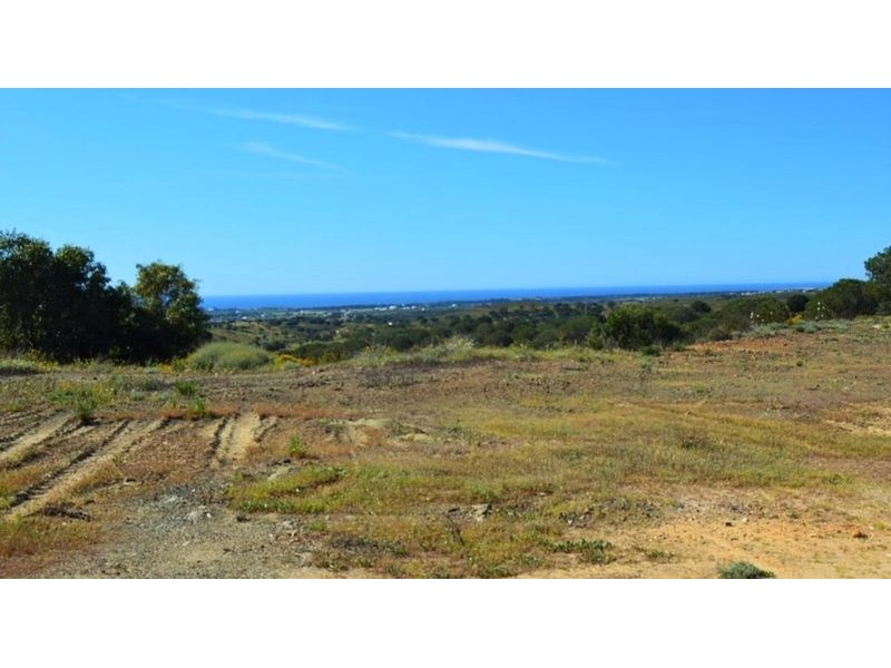 Plot For Sale With Panoramic Sea  Views Monte Rei