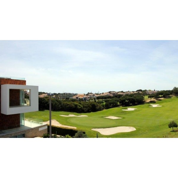 Overlooking Golf Course Plot For Sale, Vale Do Lobo