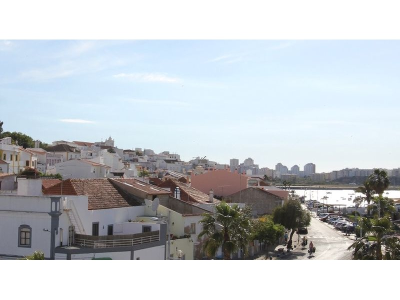 Ferragudo Large 2 Bedroom Apartment With Sea View Few Minutes Walking Distance Beach