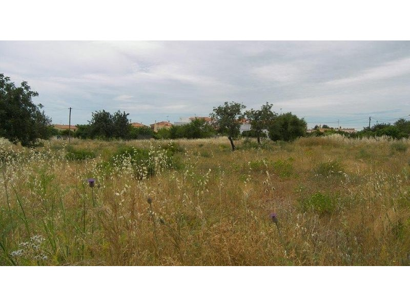 Plot For Sale In Almancil For A Residence Or Commerce
