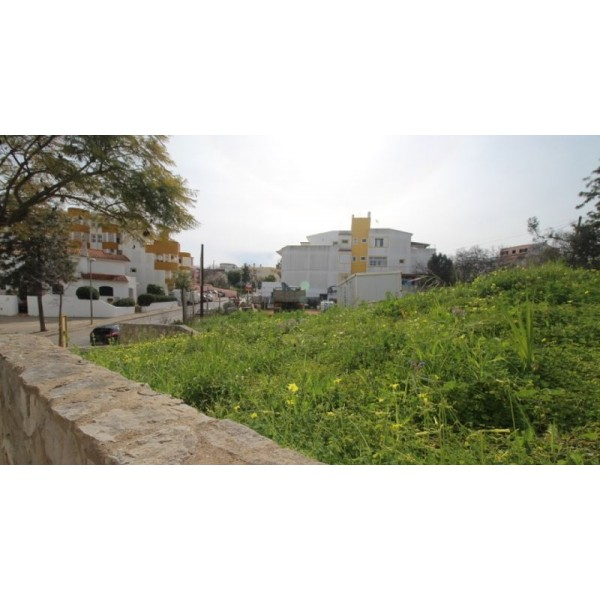 Plot Of Land With Approved Project To Build A Hostel In Ferragudo