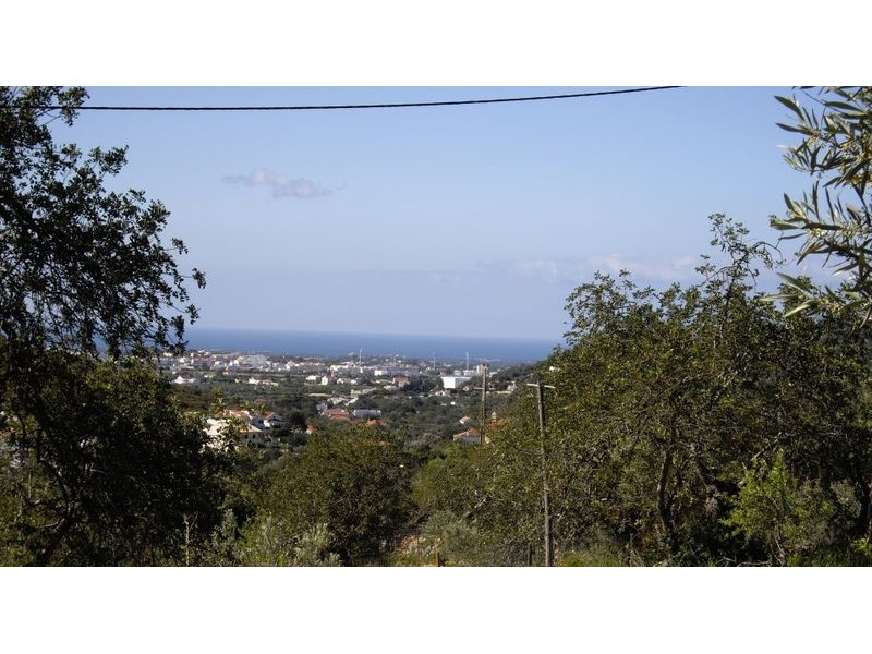 Plot For Construction With Sea And Mountain Views Near Loul