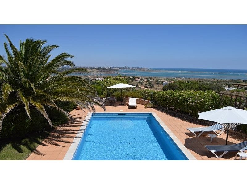 Villa With Stunning Sea And Estuary Views