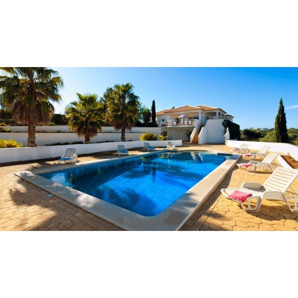 Substantial  5 Bedrooms Country Villa For Sale In Carvoeiro