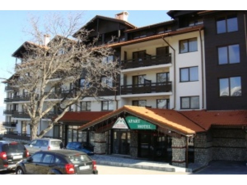 Beautiful 2 Bedroom Apartment in Mountain Paradise Complex Bulgaria