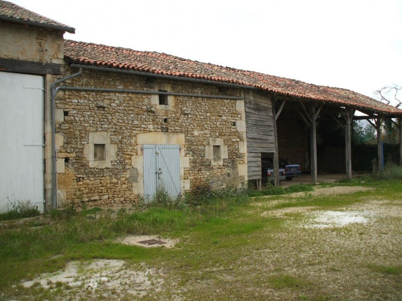 Barn for Renovation with Land in France
