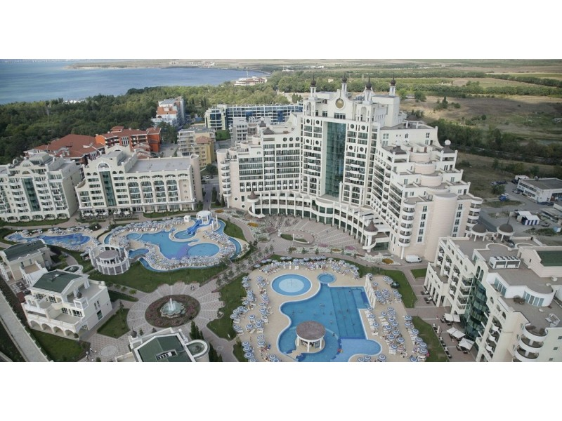 Superb One Bedroom Apartment Sunset Resort Complex Pomorie Bulgaria