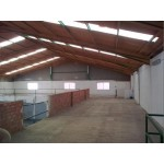 Superb Warehouse with 4 Bedroom Apartment in Jodar Spain