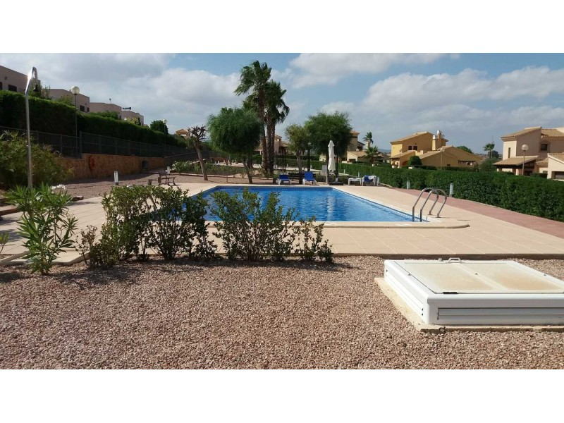 Superb 2 Bedroom Townhouse in Murcia Spain