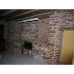 Superb Longere style stone building with Land in Meneac Brittany France