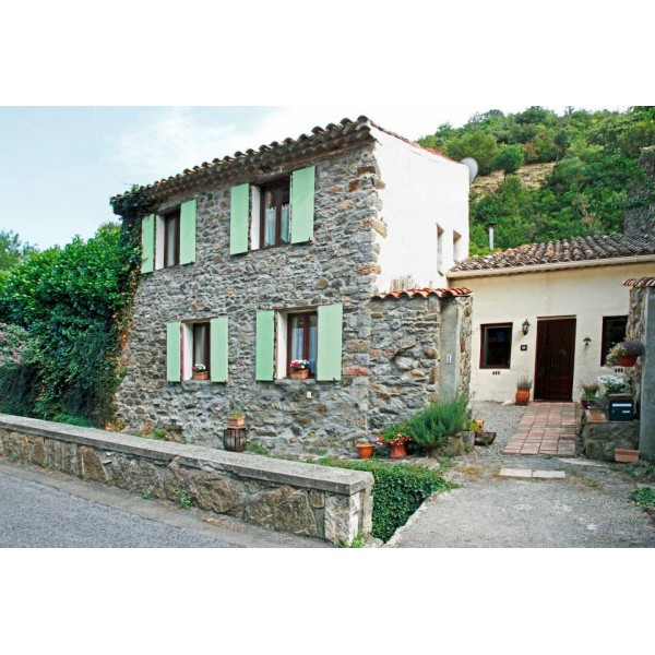 Superb Stone Village House in Aude France