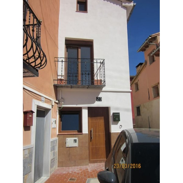 Superb Fully Renovated Townhouse in Cocentaina Alicante Spain