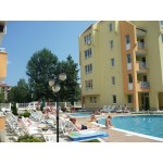 Superb 2 Bed Apartment in Sea Dreams Complex Sunny Beach Bulgaria
