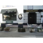 Graingers Irish Bar in Sabinillas Manilva Malaga