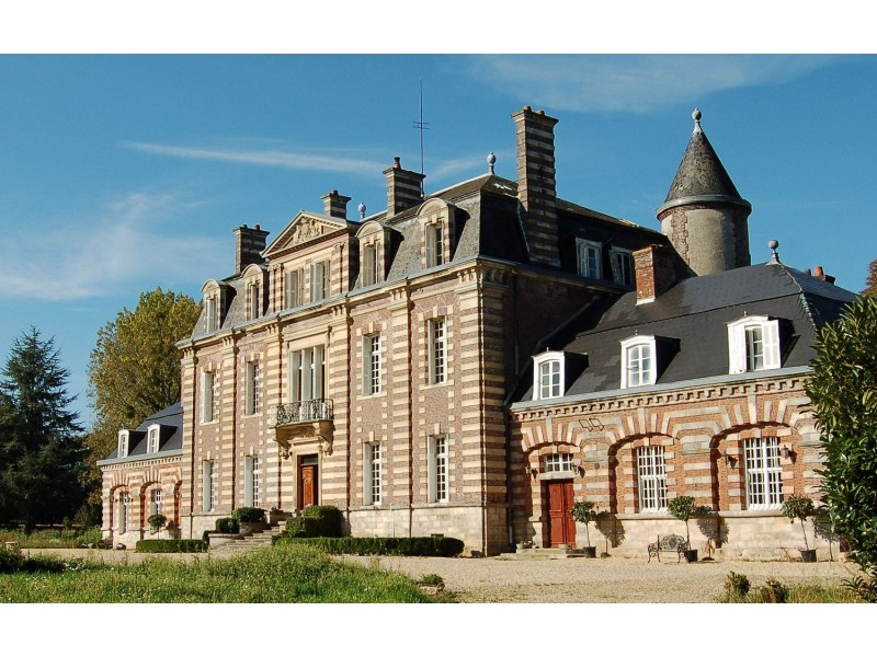 Wonderful Chateau in Normandy France