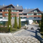 Pirin Residence Hotel and Spa Apartment in Bansko Bulgaria