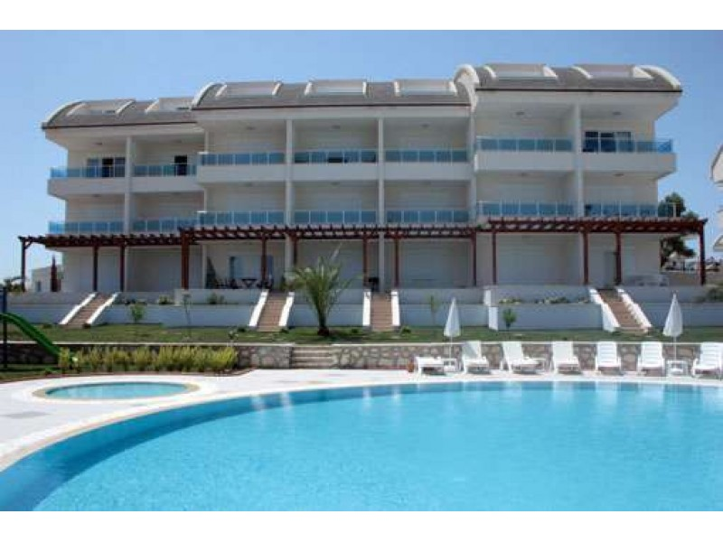 2 Bedroom Lemon Grove Duplex Apartment in Side Antalya Province Turkey
