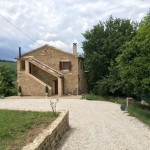 Wonderful Farmhouse with Land in Beautiful Le Marche Italy