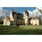 Wonderful 11 bed property for sale in Burgundy France