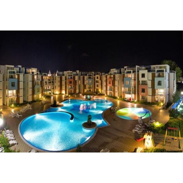 Great Sun City 1 Apartment in Sunny Beach Bulgaria