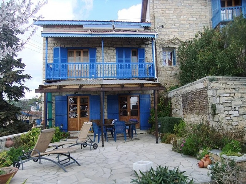 No 11 Cypriot Village house in Kyriakou Matsi, Vouni Limassol Cyprus