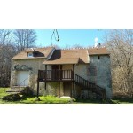 3 storey Millhouse in Haute-Vienne France