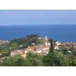 Holiday Villa in Costarainera Liguria Italy