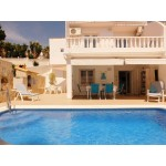 3 Bedroom Seaside Semi Detached Villa in Peniscola Castellon Spain