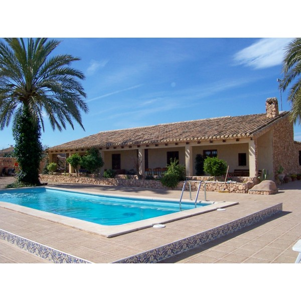 Stunning 5 Bedroom House in Murcia Spain