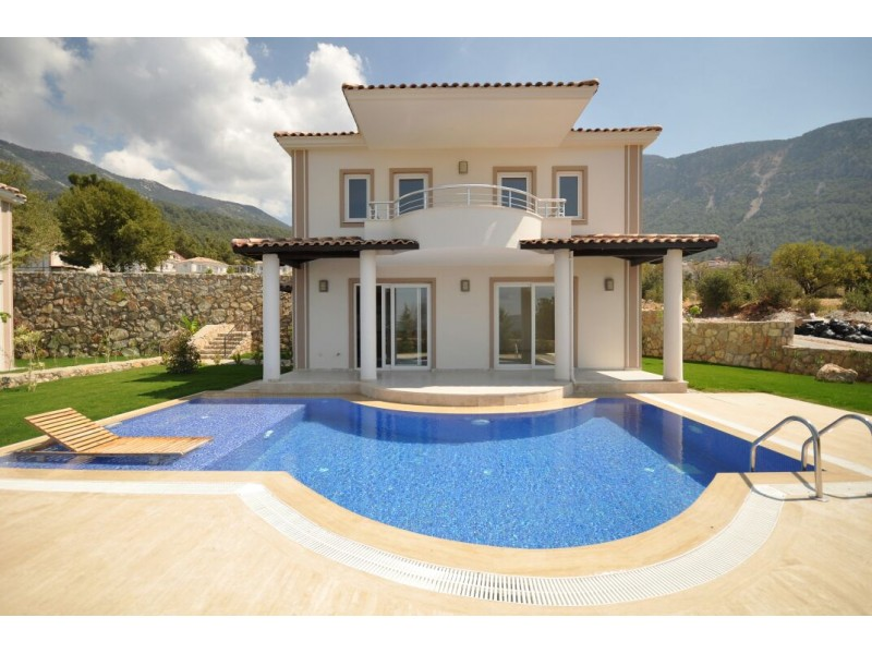 3 Bed Villa in Ovacik Turkey