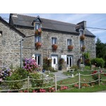 House in Langourla Brittany France