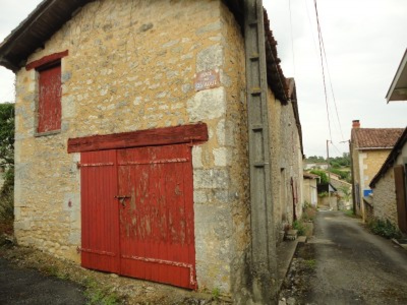 Renovation Project in Charente France
