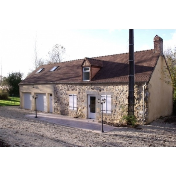 4 Bed House in Mayenne France