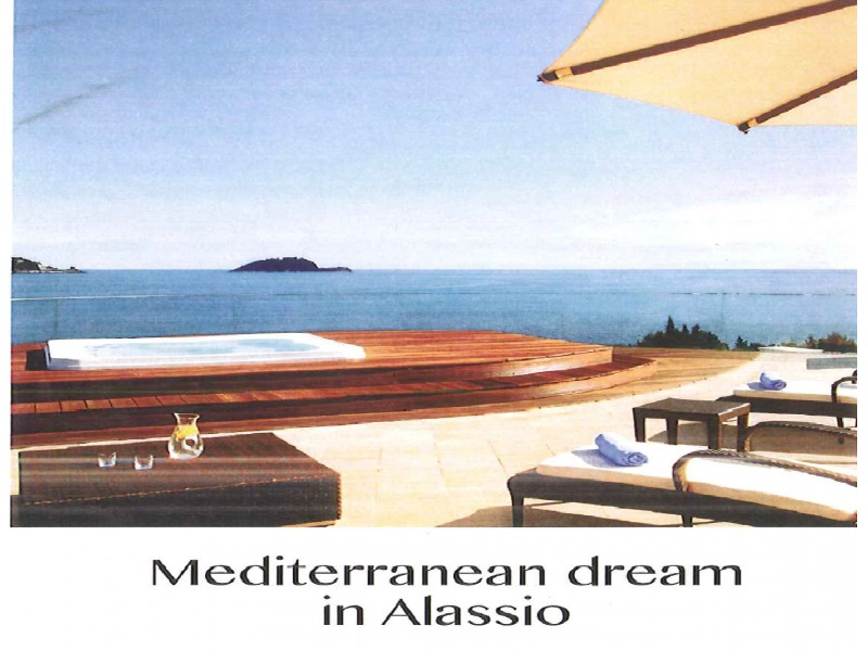 Mediterranean dream in Alassio