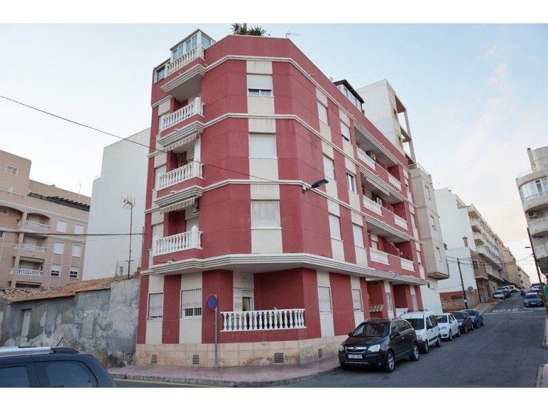 Torrevieja Apartment Bank Repossession Ag0144