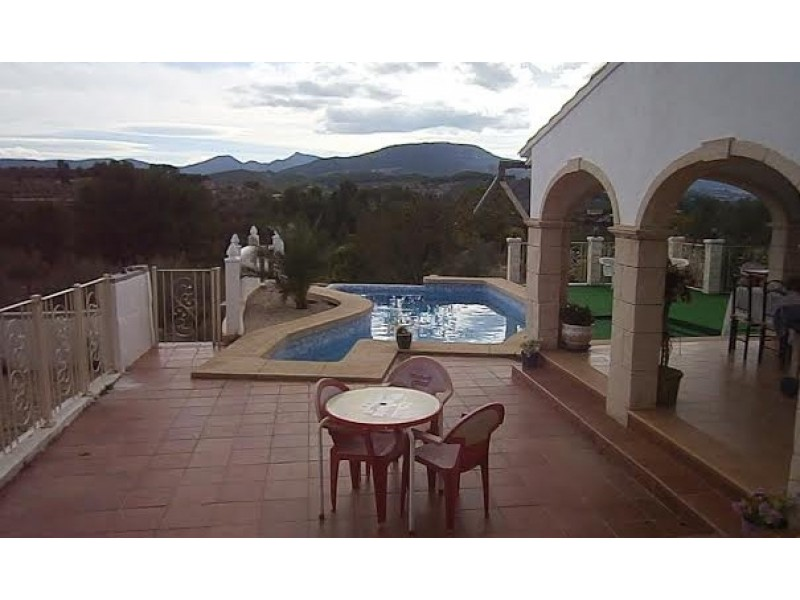 Finca For Sale In Cocentaina Ag0134