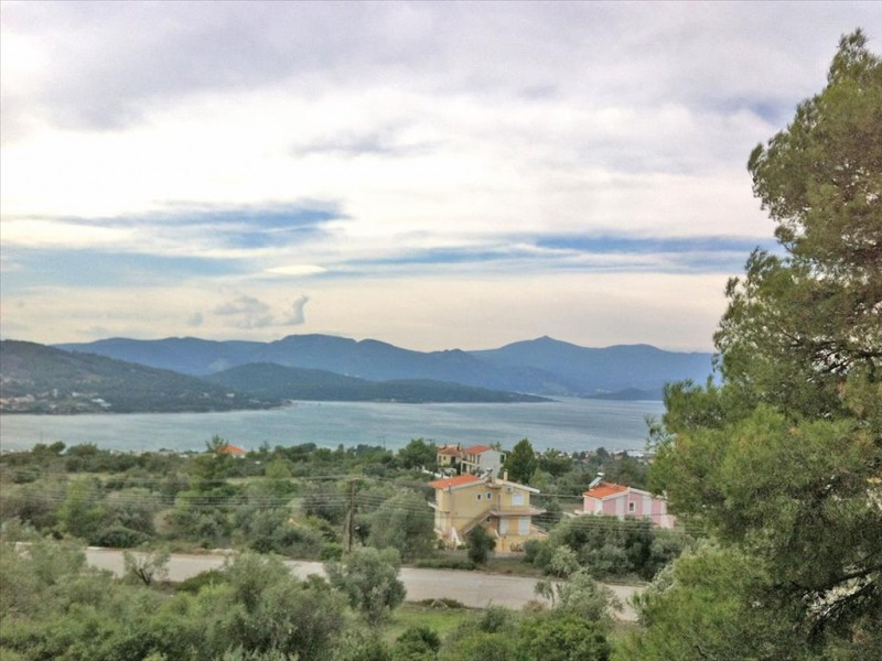 Land In Central Greece