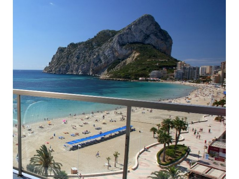 Duplex For Sale In Calpe Spsnb0493